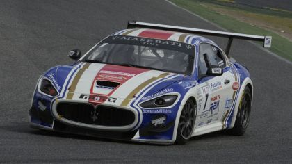2012 Maserati GranTurismo Trofeo MC World Series - Jarama 6