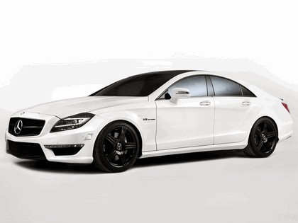 2012 Mercedes-Benz CLS63 ( C218 ) AMG by IND Distribution 1