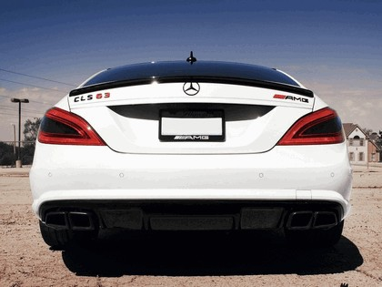 2012 Mercedes-Benz CLS63 ( C218 ) AMG by IND Distribution 3