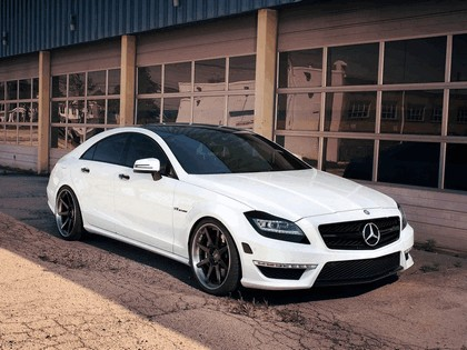 2012 Mercedes-Benz CLS63 ( C218 ) AMG by IND Distribution 4