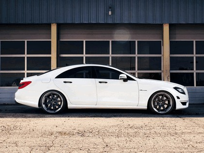 2012 Mercedes-Benz CLS63 ( C218 ) AMG by IND Distribution 5