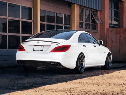 2012 Mercedes-Benz CLS63 ( C218 ) AMG by IND Distribution 6