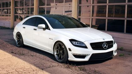2012 Mercedes-Benz CLS63 ( C218 ) AMG by IND Distribution 9