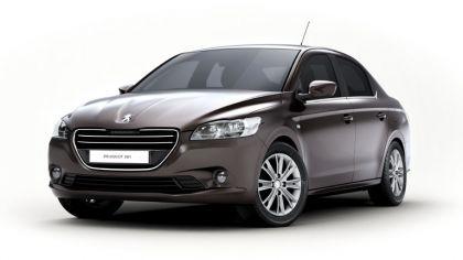 2013 Peugeot 301 3