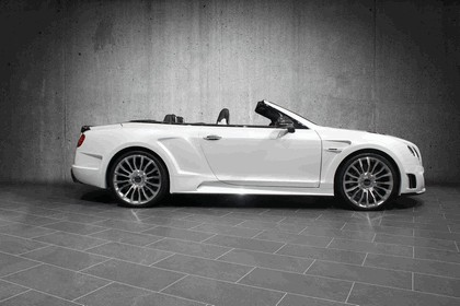 2012 Bentley GTC by Mansory 2