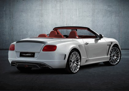 2012 Bentley GTC by Mansory 3