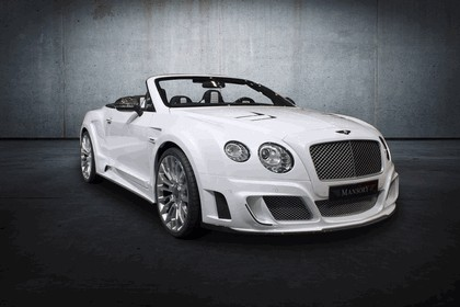 2012 Bentley GTC by Mansory 4