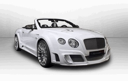 2012 Bentley GTC by Mansory 7