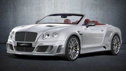 2012 Bentley GTC by Mansory 1
