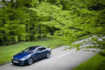 2012 BMW 640d ( F06 ) Gran Coupé - UK version 1