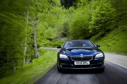 2012 BMW 640d ( F06 ) Gran Coupé - UK version 4