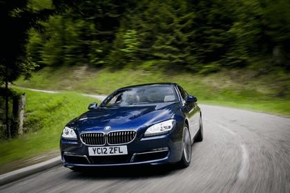 2012 BMW 640d ( F06 ) Gran Coupé - UK version 5