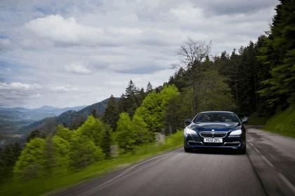 2012 BMW 640d ( F06 ) Gran Coupé - UK version 10