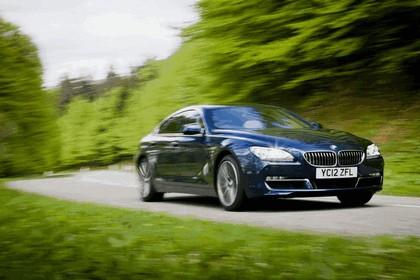 2012 BMW 640d ( F06 ) Gran Coupé - UK version 11