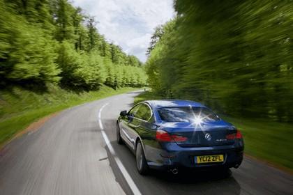 2012 BMW 640d ( F06 ) Gran Coupé - UK version 14