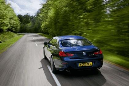 2012 BMW 640d ( F06 ) Gran Coupé - UK version 15