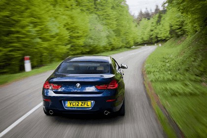2012 BMW 640d ( F06 ) Gran Coupé - UK version 16