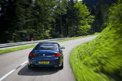 2012 BMW 640d ( F06 ) Gran Coupé - UK version 18