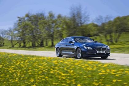 2012 BMW 640d ( F06 ) Gran Coupé - UK version 19