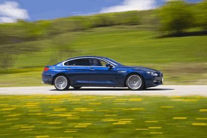 2012 BMW 640d ( F06 ) Gran Coupé - UK version 20