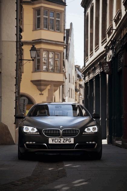 2012 BMW 640d ( F06 ) Gran Coupé - UK version 34