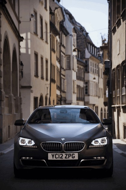 2012 BMW 640d ( F06 ) Gran Coupé - UK version 35