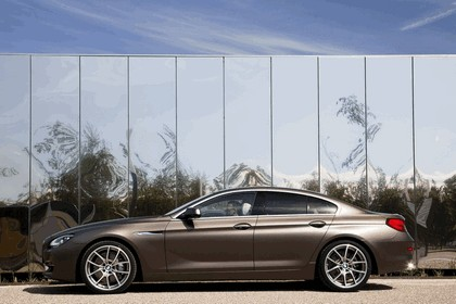 2012 BMW 640d ( F06 ) Gran Coupé - UK version 36