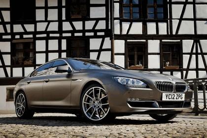 2012 BMW 640d ( F06 ) Gran Coupé - UK version 37