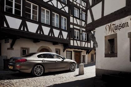 2012 BMW 640d ( F06 ) Gran Coupé - UK version 39