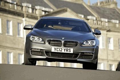 2012 BMW 640d ( F06 ) Gran Coupé - UK version 41