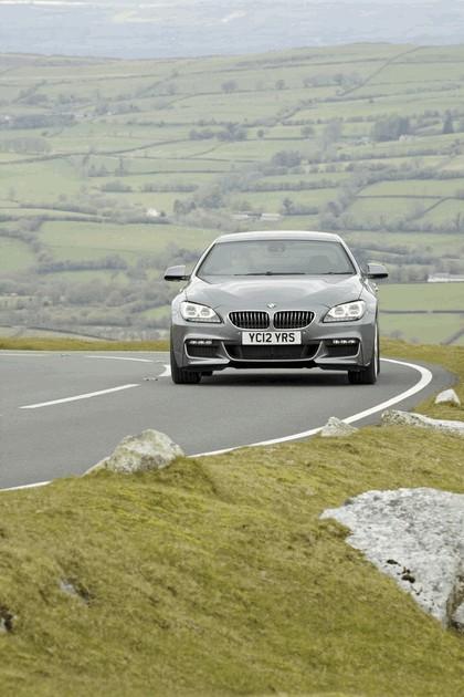 2012 BMW 640d ( F06 ) Gran Coupé - UK version 42