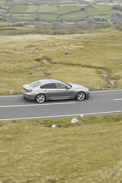 2012 BMW 640d ( F06 ) Gran Coupé - UK version 44