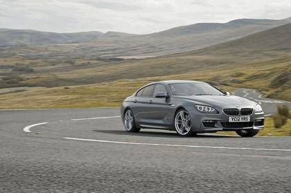 2012 BMW 640d ( F06 ) Gran Coupé - UK version 45