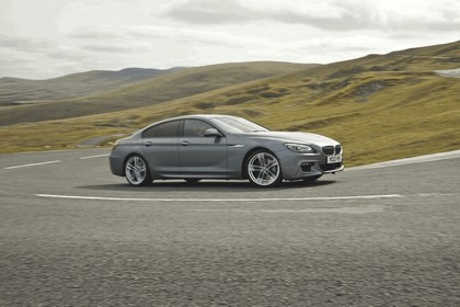 2012 BMW 640d ( F06 ) Gran Coupé - UK version 46