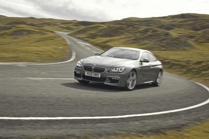 2012 BMW 640d ( F06 ) Gran Coupé - UK version 47