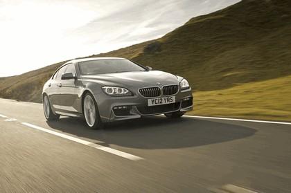 2012 BMW 640d ( F06 ) Gran Coupé - UK version 49