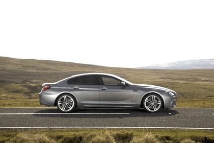 2012 BMW 640d ( F06 ) Gran Coupé - UK version 50