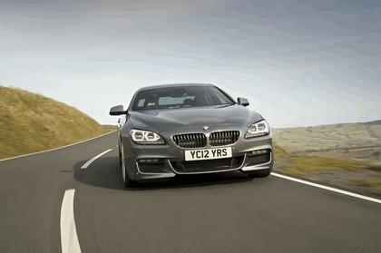 2012 BMW 640d ( F06 ) Gran Coupé - UK version 51