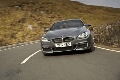 2012 BMW 640d ( F06 ) Gran Coupé - UK version 52