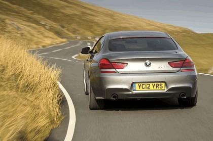 2012 BMW 640d ( F06 ) Gran Coupé - UK version 53