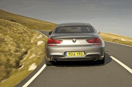 2012 BMW 640d ( F06 ) Gran Coupé - UK version 55