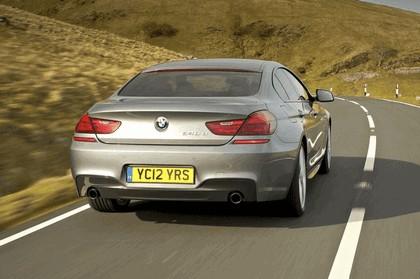 2012 BMW 640d ( F06 ) Gran Coupé - UK version 56