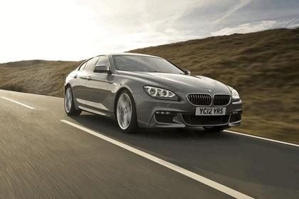 2012 BMW 640d ( F06 ) Gran Coupé - UK version 59