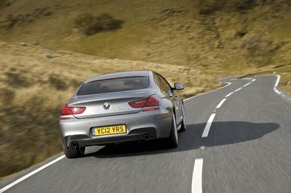 2012 BMW 640d ( F06 ) Gran Coupé - UK version 64
