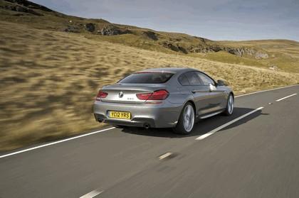 2012 BMW 640d ( F06 ) Gran Coupé - UK version 66