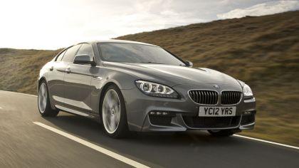 2012 BMW 640d ( F06 ) Gran Coupé - UK version 7