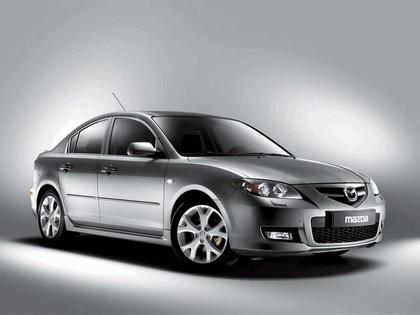 2006 Mazda 3 sedan european version 1