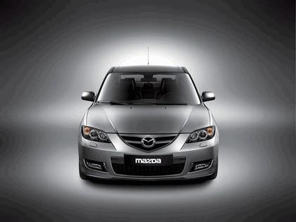 2006 Mazda 3 sedan european version 2