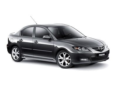 2006 Mazda 3 sedan european version 8