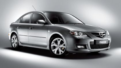 2006 Mazda 3 sedan european version 3